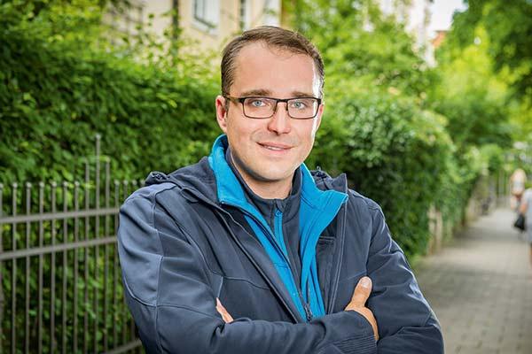 Portrait Florian Sommer – Elektrotechnik Meister